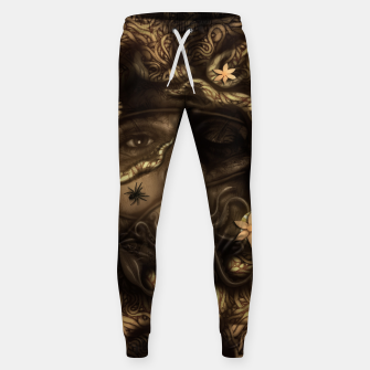 Thumbnail image of Rope Cotton sweatpants, Live Heroes