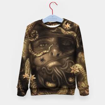 Thumbnail image of Rope Kid's sweater, Live Heroes