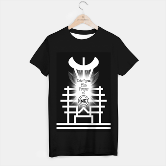 Thumbnail image of Trioligen - The Power Of One T-shirt regular, Live Heroes