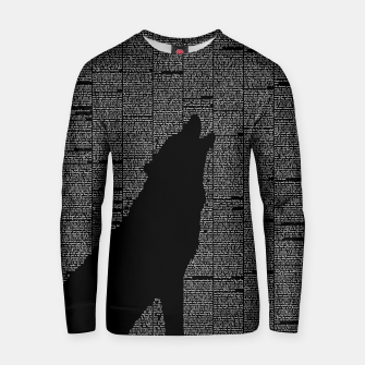 Thumbnail image of The Call of the Wild Cotton sweater, Live Heroes