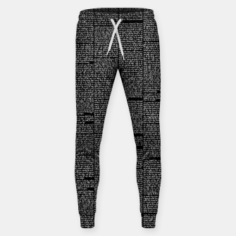 Thumbnail image of The Call of the Wild Cotton sweatpants, Live Heroes