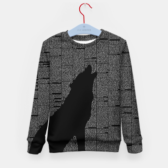 Thumbnail image of The Call of the Wild Kid's sweater, Live Heroes