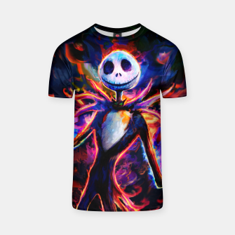 Thumbnail image of nightmare before christmas T-shirt, Live Heroes