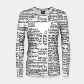 The Great Gatsby Woman cotton sweater thumbnail image