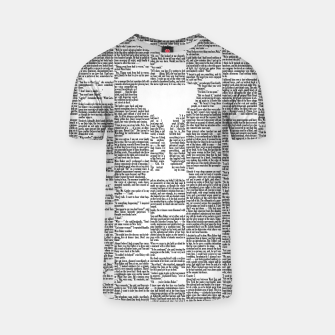 Thumbnail image of The Great Gatsby T-shirt, Live Heroes