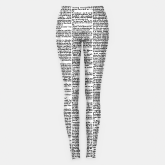 The Great Gatsby Leggings thumbnail image