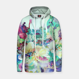 Teardrop Blues Cotton hoodie thumbnail image