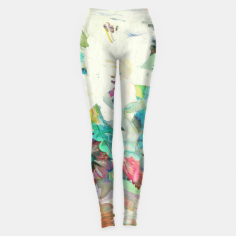 Thumbnail image of Glory Days Leggings, Live Heroes