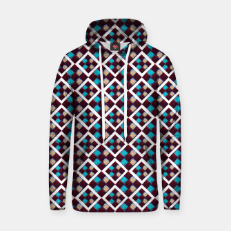 Thumbnail image of Textile Deluxe  Cotton hoodie, Live Heroes