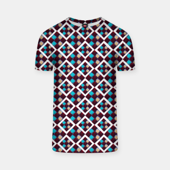 Thumbnail image of Textile Deluxe  T-shirt, Live Heroes