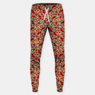 Thumbnail image of Red 1214 Cotton sweatpants, Live Heroes