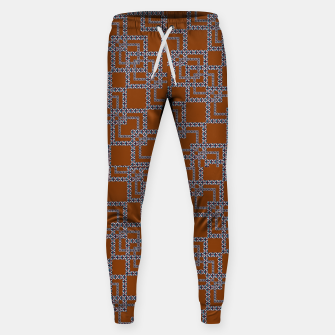 Thumbnail image of Textile Deluxe Cotton sweatpants, Live Heroes