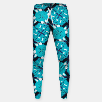 Thumbnail image of Blue Circle  Cotton sweatpants, Live Heroes