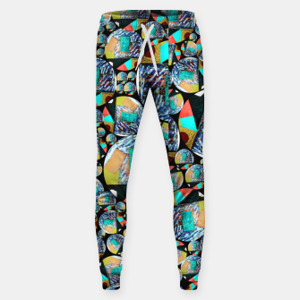 Miniatur outer space Rush Ambition  Cotton sweatpants, Live Heroes