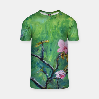 Thumbnail image of Spring T-shirt, Live Heroes