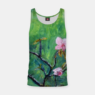 Thumbnail image of Spring Tank Top, Live Heroes