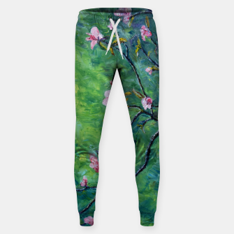 Thumbnail image of Spring Cotton sweatpants, Live Heroes