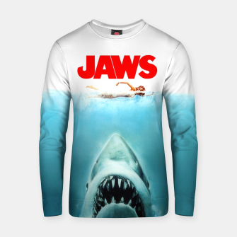 Miniature de image de JAWS Cotton sweatshirt, Live Heroes