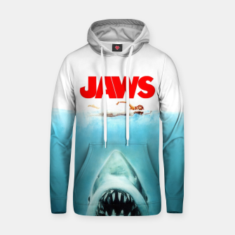Thumbnail image of JAWS Cotton hoodie, Live Heroes