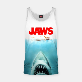Thumbnail image of JAWS Tank Top, Live Heroes