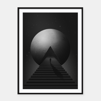 Thumbnail image of Farewell Framed poster, Live Heroes
