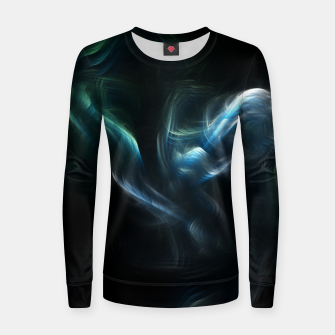 Thumbnail image of Mech Structure Woman cotton sweater, Live Heroes