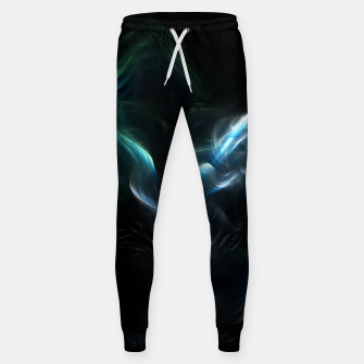 Thumbnail image of Mech Structure Cotton sweatpants, Live Heroes