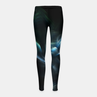 Thumbnail image of Mech Structure Girl's leggings, Live Heroes