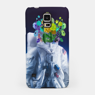 Thumbnail image of Space's flower Samsung Case, Live Heroes