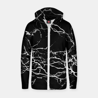 Thumbnail image of D 0 N 3 Cotton zip up hoodie, Live Heroes