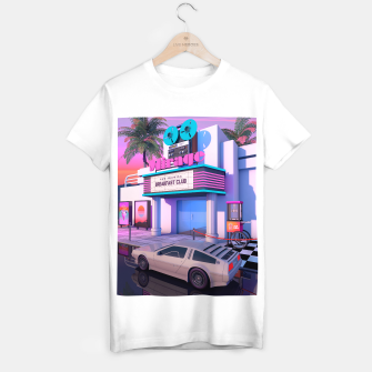 Thumbnail image of 80s Cinema T-shirt regular, Live Heroes