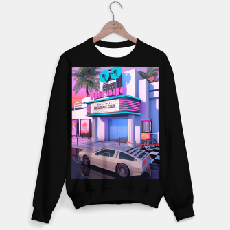 Thumbnail image of 80s Cinema Sweater regular, Live Heroes
