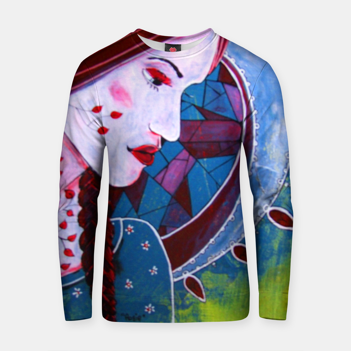 Image of 'Rosie' Sweater - Live Heroes