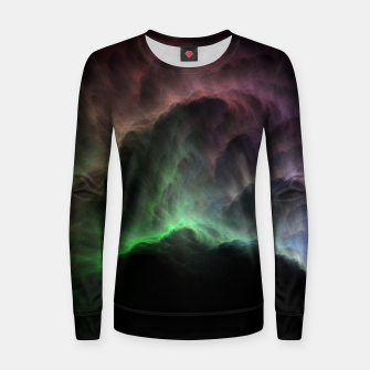 Miniatur The Raging Storm Woman cotton sweater, Live Heroes