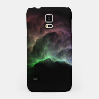 Miniatur The Raging Storm Samsung Case, Live Heroes
