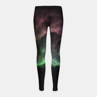 Thumbnail image of The Raging Storm Girl's leggings, Live Heroes
