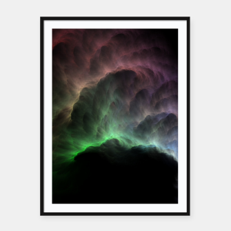Miniatur The Raging Storm Framed poster, Live Heroes