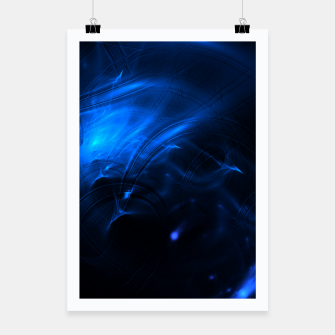 Thumbnail image of Blue Flow Poster, Live Heroes
