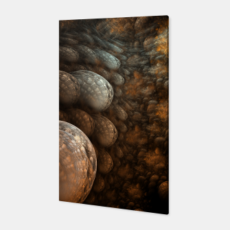 Thumbnail image of Ocean Stones Canvas, Live Heroes