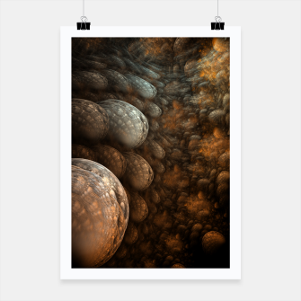 Thumbnail image of Ocean Stones Poster, Live Heroes