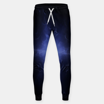 Miniatur Nebula Tunnel Cotton sweatpants, Live Heroes
