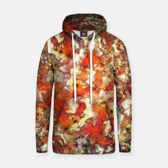 Thumbnail image of Under the red ocean Cotton hoodie, Live Heroes