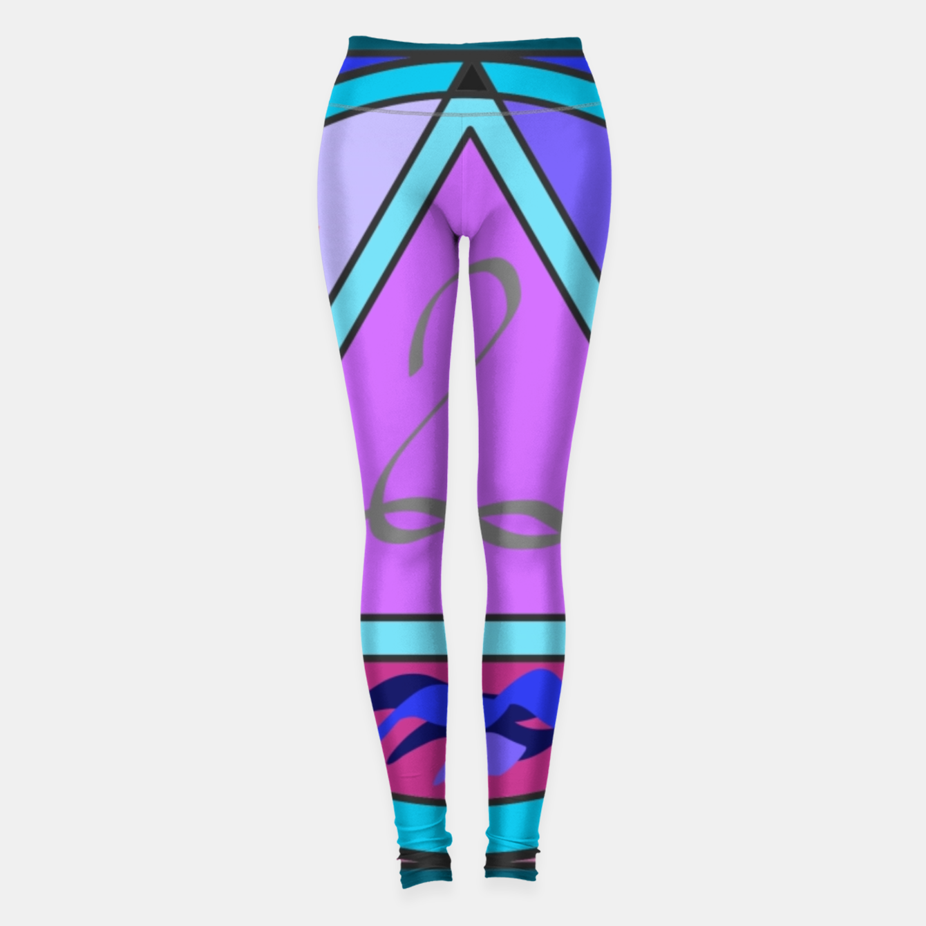 Image of Symbol Leggings - Live Heroes