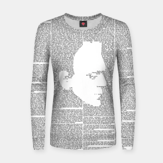 Frankenstein - The Modern Prometheus Woman cotton sweater thumbnail image