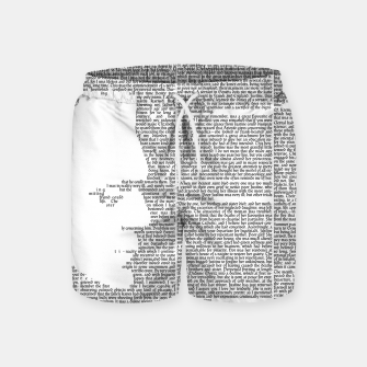 Frankenstein - The Modern Prometheus Swim Shorts thumbnail image