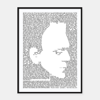 Thumbnail image of Frankenstein - The Modern Prometheus Framed poster, Live Heroes
