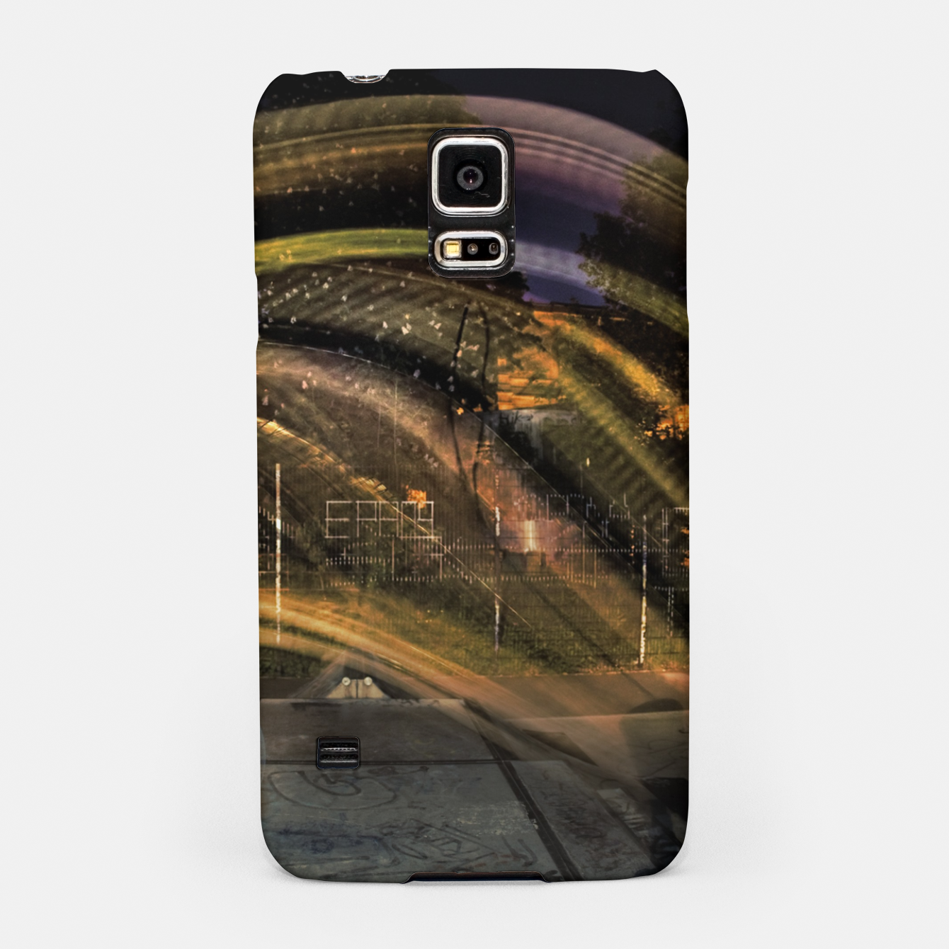 Image of Traces Samsung Case - Live Heroes