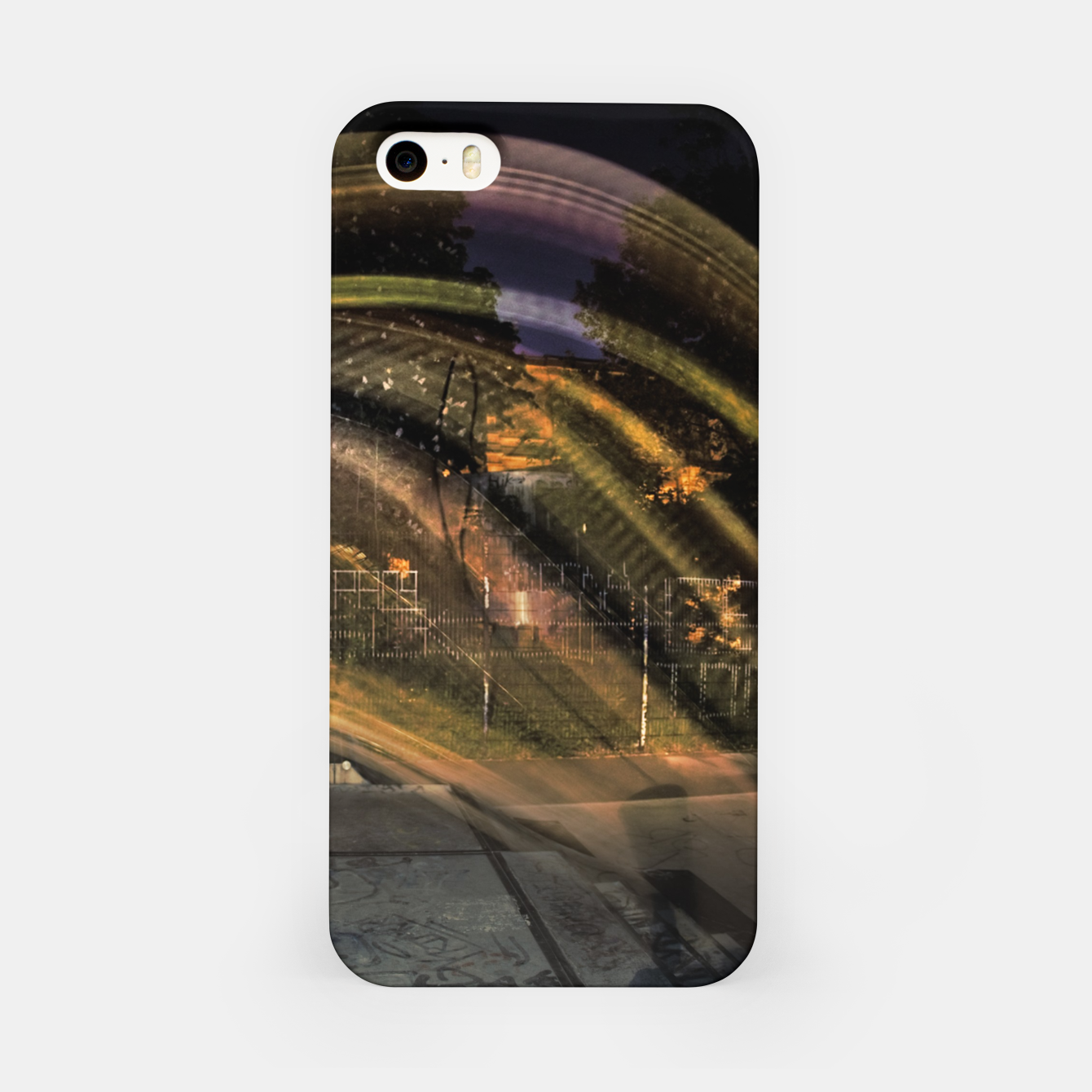 Image of Traces iPhone Case - Live Heroes