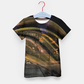 Traces Kid's t-shirt thumbnail image