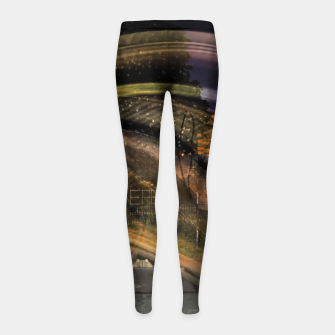 Traces Girl's leggings thumbnail image